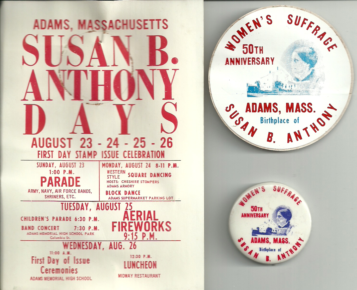 essay on susan b anthony Anthony was born february 15,1820 in adams massachusetts since susan was brought up in a quaker family with long activist traditions, she in her early life developed a sense of justice and moral zeal that helped susan's to accomplish her goals as a world reformer because of her decision to start.