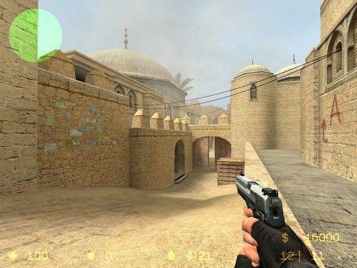 تحميل لعبة كونترا سترايك Download Counter Strike