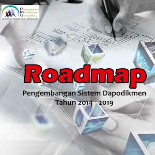 Roadmap aplikasi dapodikmen