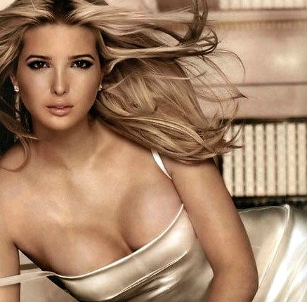 THE MOST BEAUTIFUL PEOPLE ON EARTH: IVANKA TRUMP