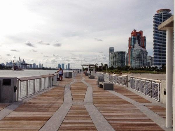 South Pointe Pier