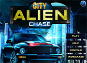 Alien City Chase