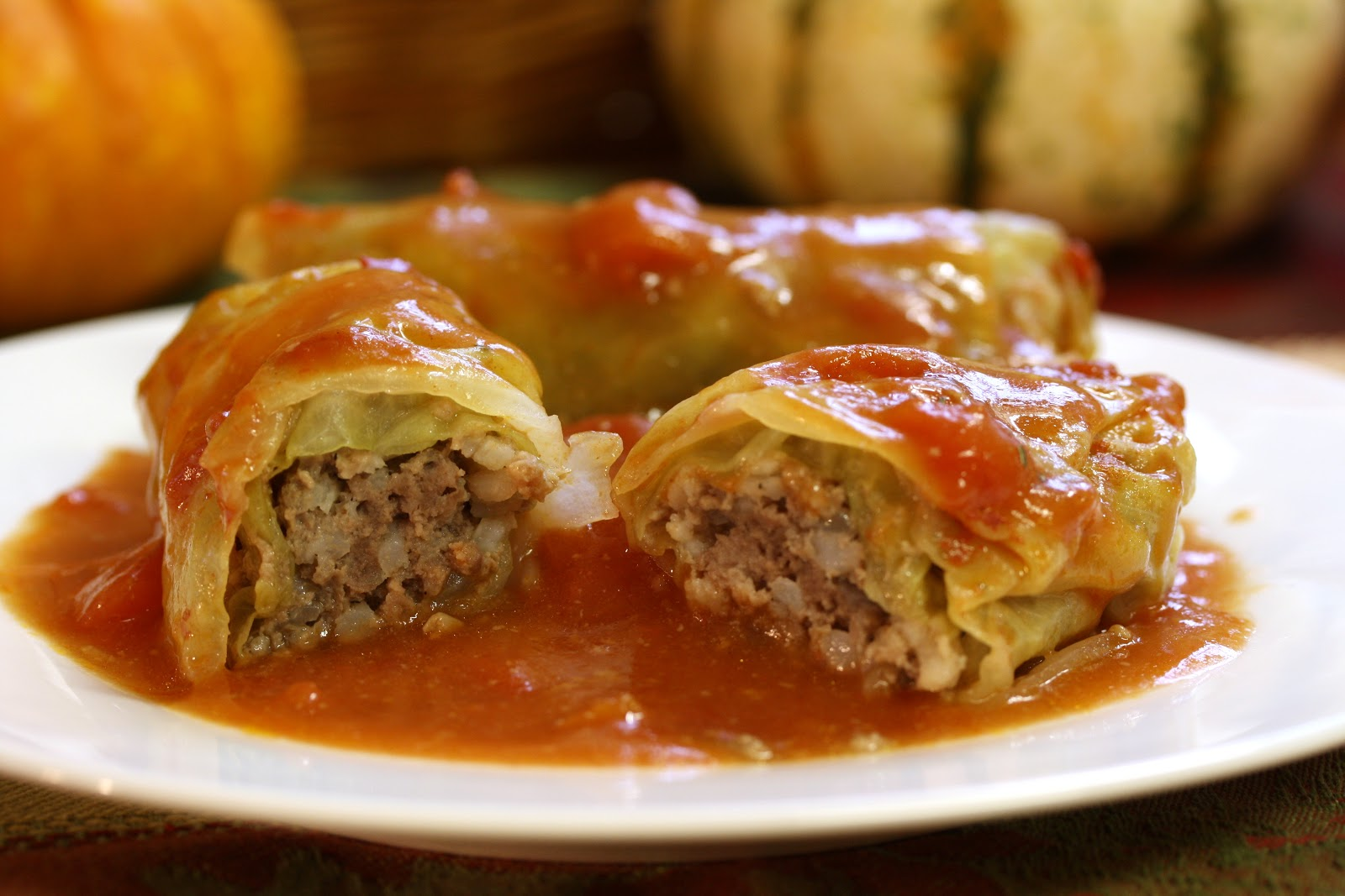 Classic Cabbage Rolls - Saving Room for Dessert