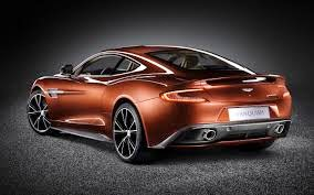 The Aston Martin Sports Car