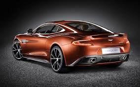 The Aston Martin Sports Car
