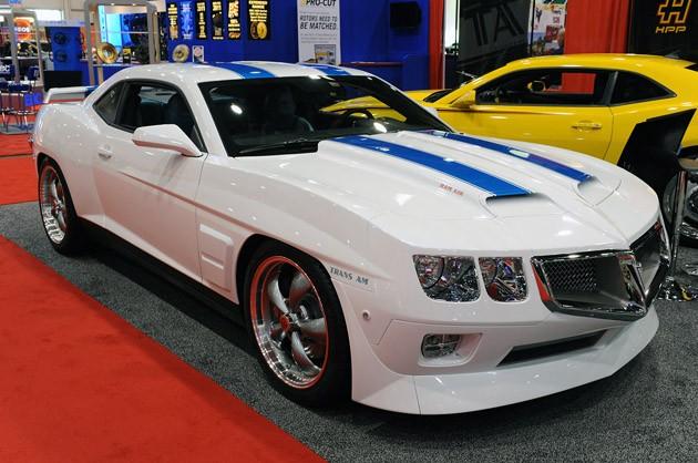 Trans AM Conversion
