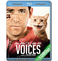 LAS VOCES (2014) FULL 1080P HD MKV ESPAÑOL LATINO