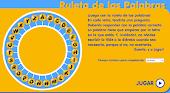 RULETA DE LAS PALABRAS