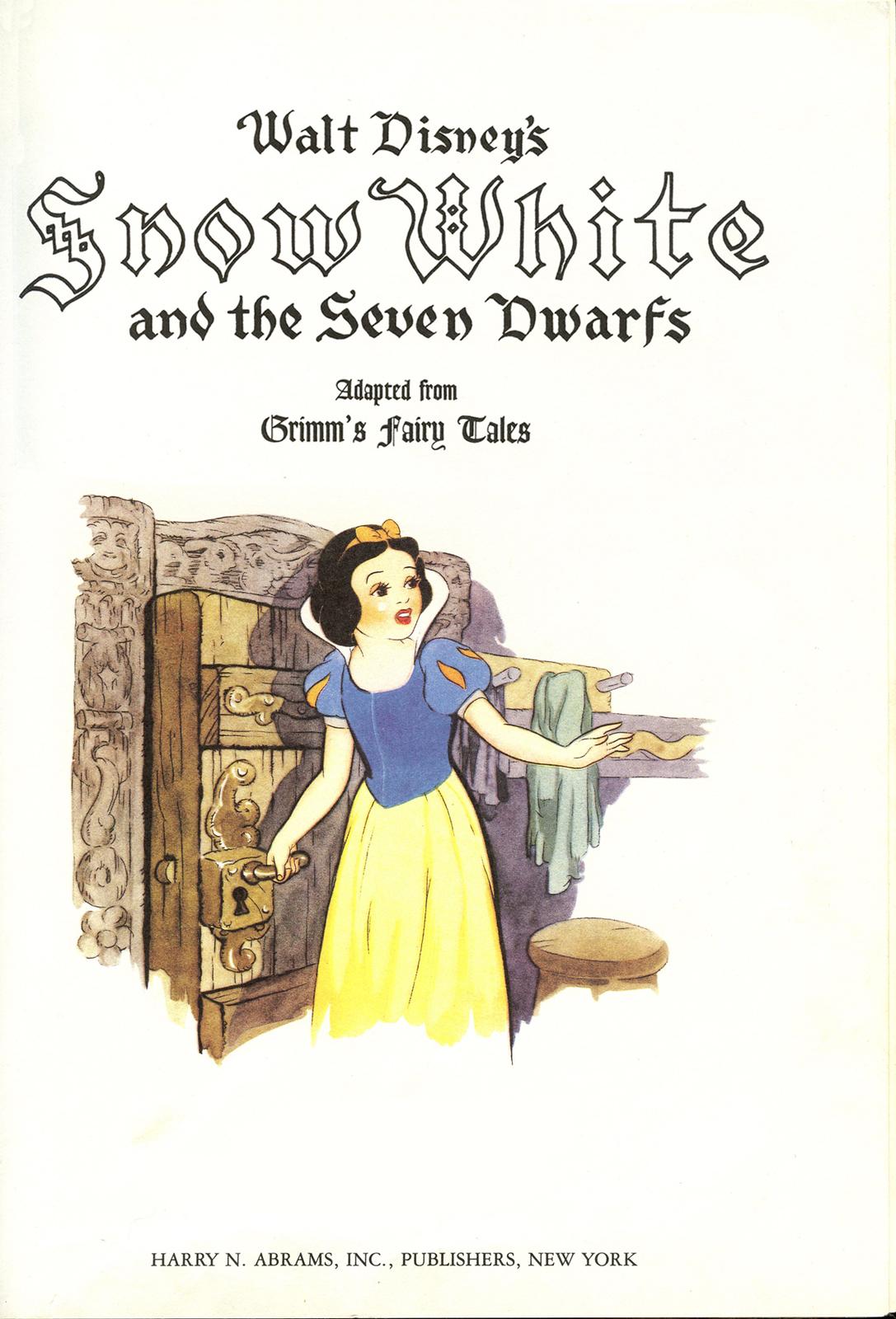 walt disney and fairy tales
