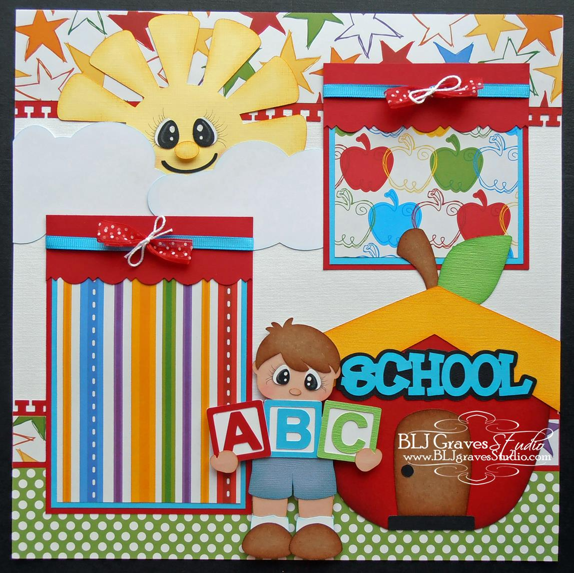 Abc scrapbook ideas list - This Layout Is Available On Ebay Or Etsy 1 Available Sold