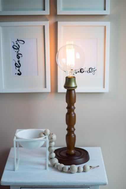 Diy Lampe Upcyling Flohmarkt