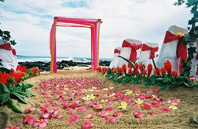 Outside Wedding Ideas For Summer