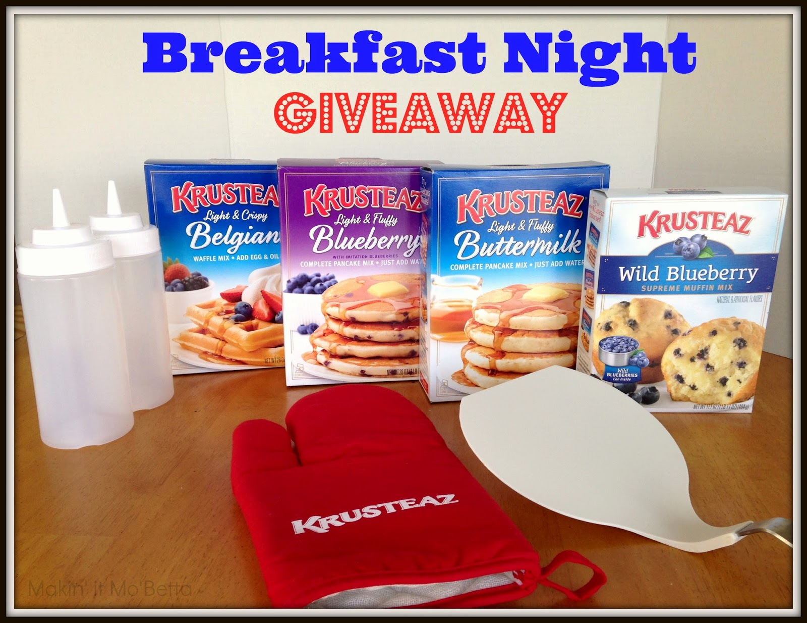 Krusteaz makin it mobetta easy oven pancakes mix up your favorite pancake mix and pour into a baking pan and bake standing and flipping ccuart Gallery