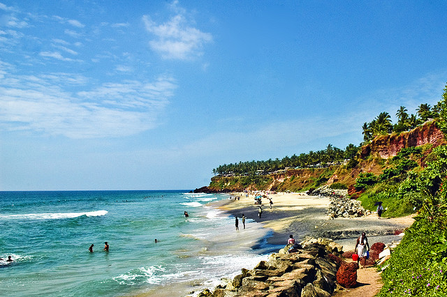 Varkala - a beautiful destination in Kerala