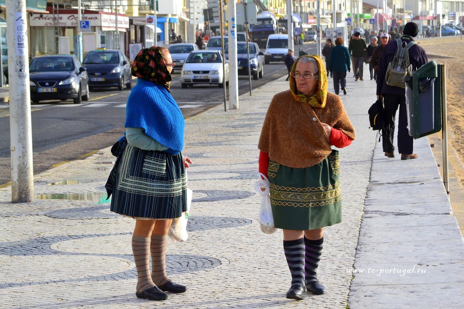 как одеться в Португалии