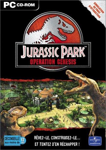 Jurassic park op ration g n sis telechargement jeux pc - Jurassic park gratuit ...