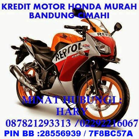 Kredit Motor Honda Bandung dan Cimahi Dp500Rb