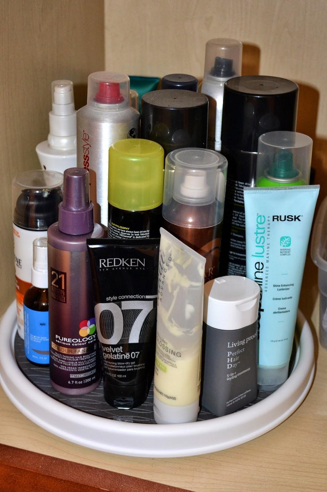 Bathroom Vanity Organization Ideas - Bathroom cabinet organization ideas