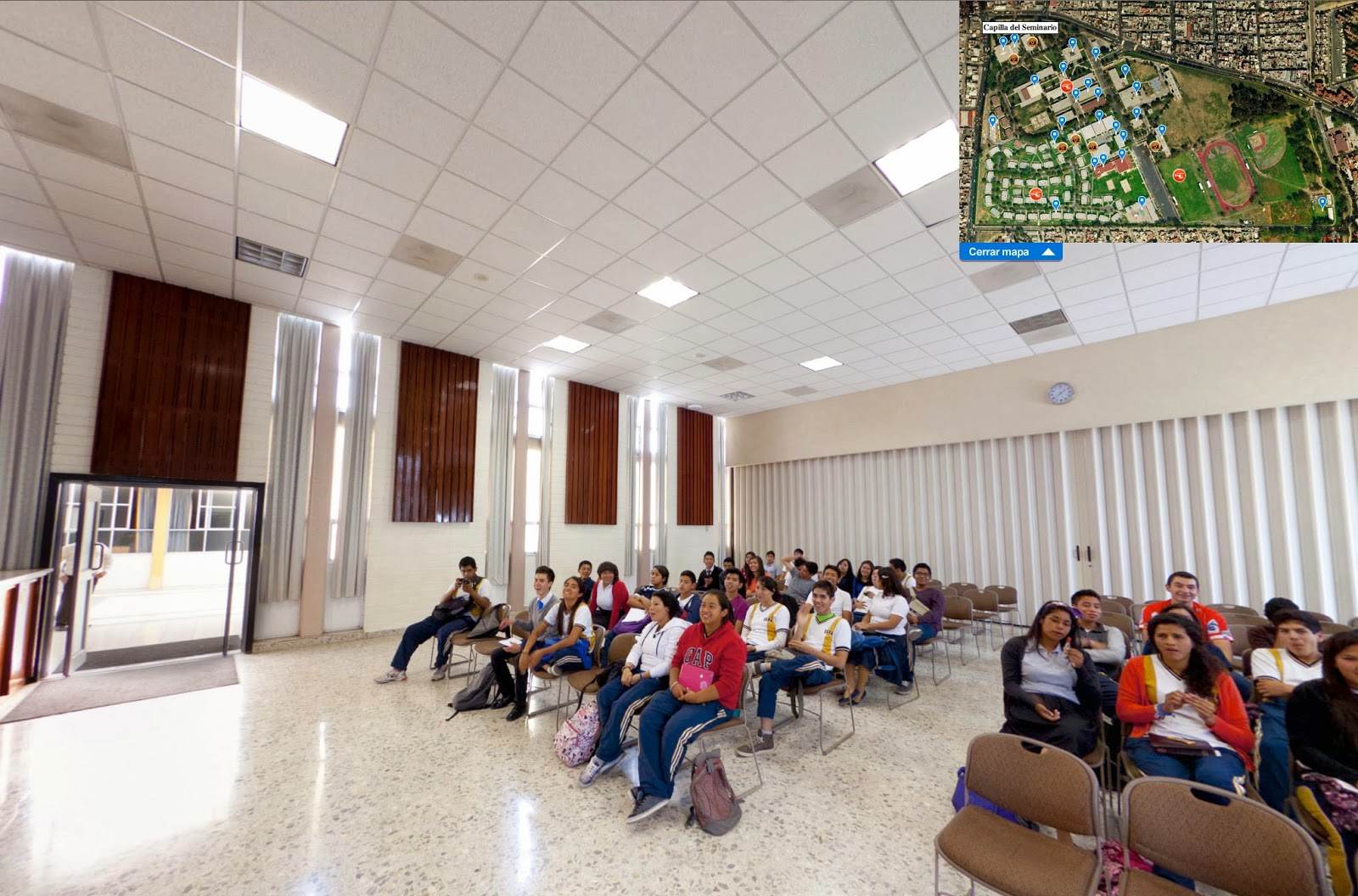 CCM Mexico Seminary Chapel Building / Capilla del Seminario