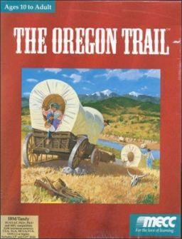 The Oregon Trail game description