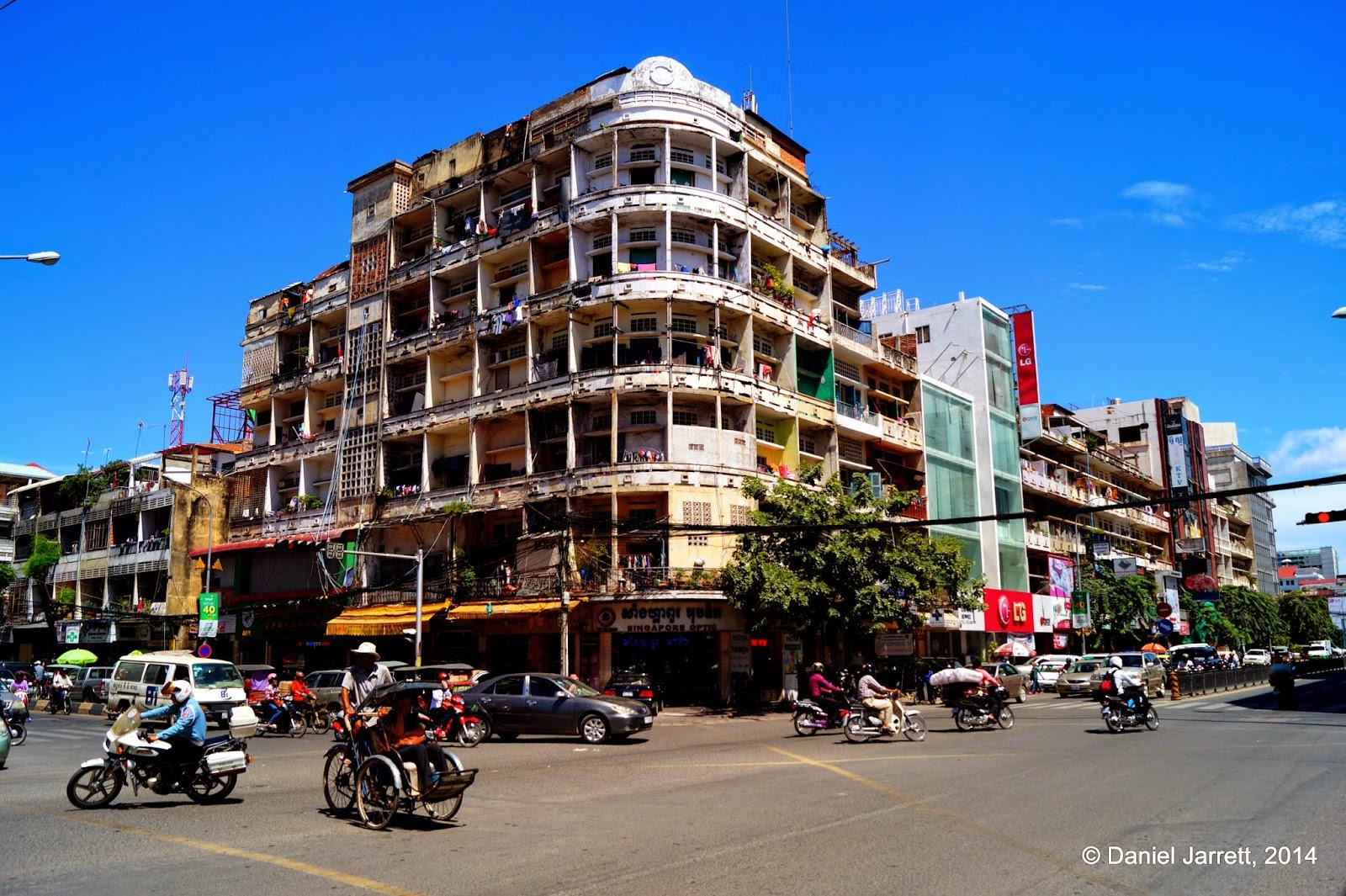 Street Life, Phnom Penh, Cambodia