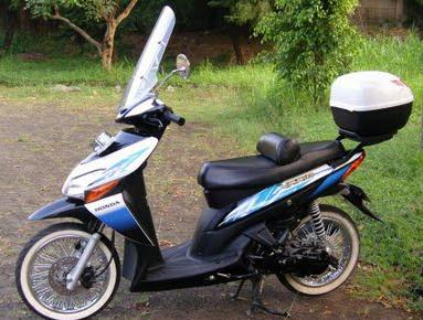 Modifikasi Honda Vario - Simple Modification