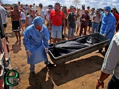 Em Salitre Mulher mata marido e confessa crime após 25 dias