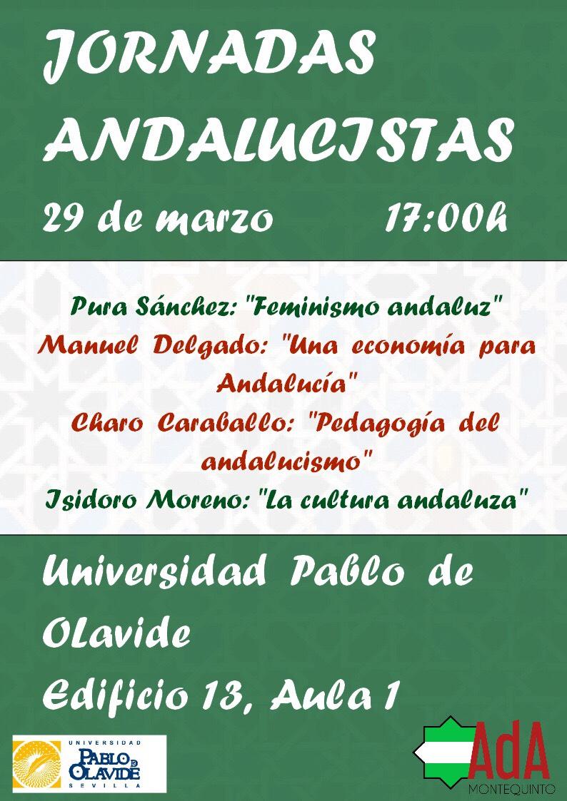 JORNADAS ANDALUCISTAS