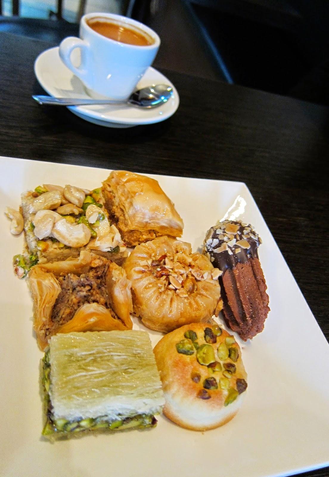 pastry abla's prahran baklava