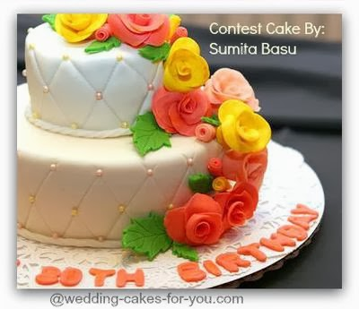 Cake Decorating Competition Guidelines : Candyland Crafts Blog: Winners of Icing Smiles Cake ...