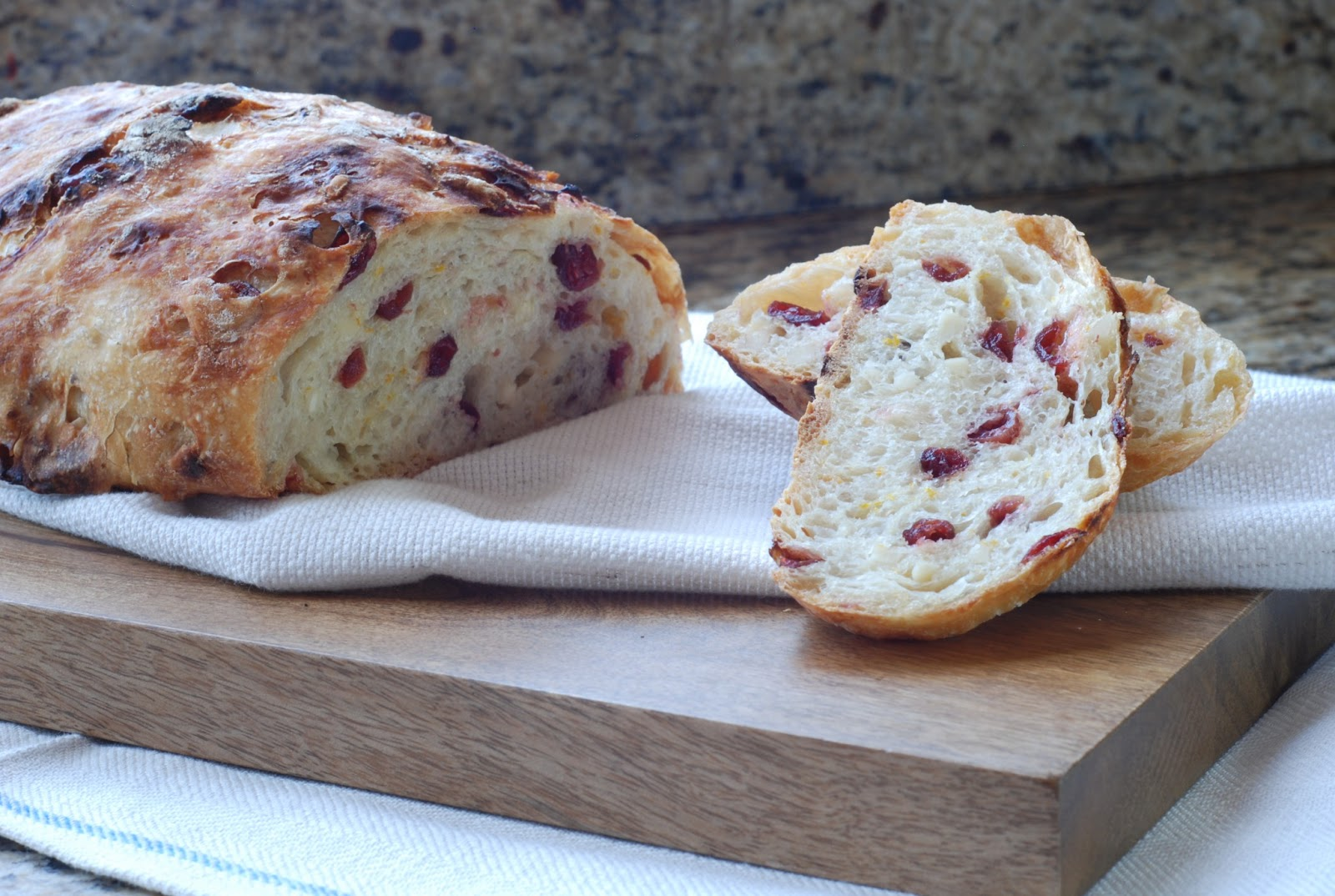 Recipe orange cranberry bread