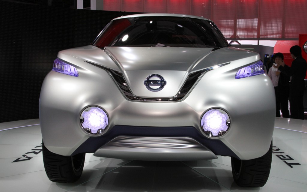 Carnation Auto Blog Futuristic Nissan Terra Is This What We Can