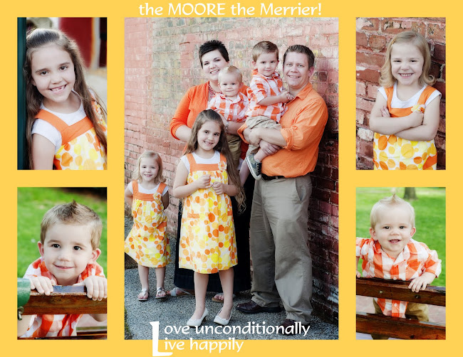 The Moore The Merrier!