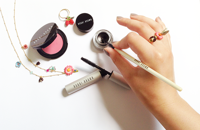 Bobbi Brown Long-Wear gel eyeliner blog review