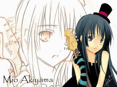 Mio Akiyama (K-On)