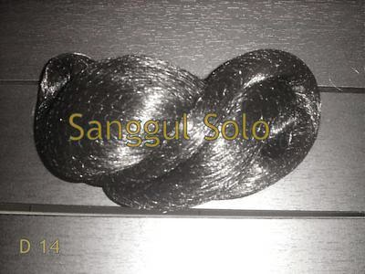 Model Sanggul D14