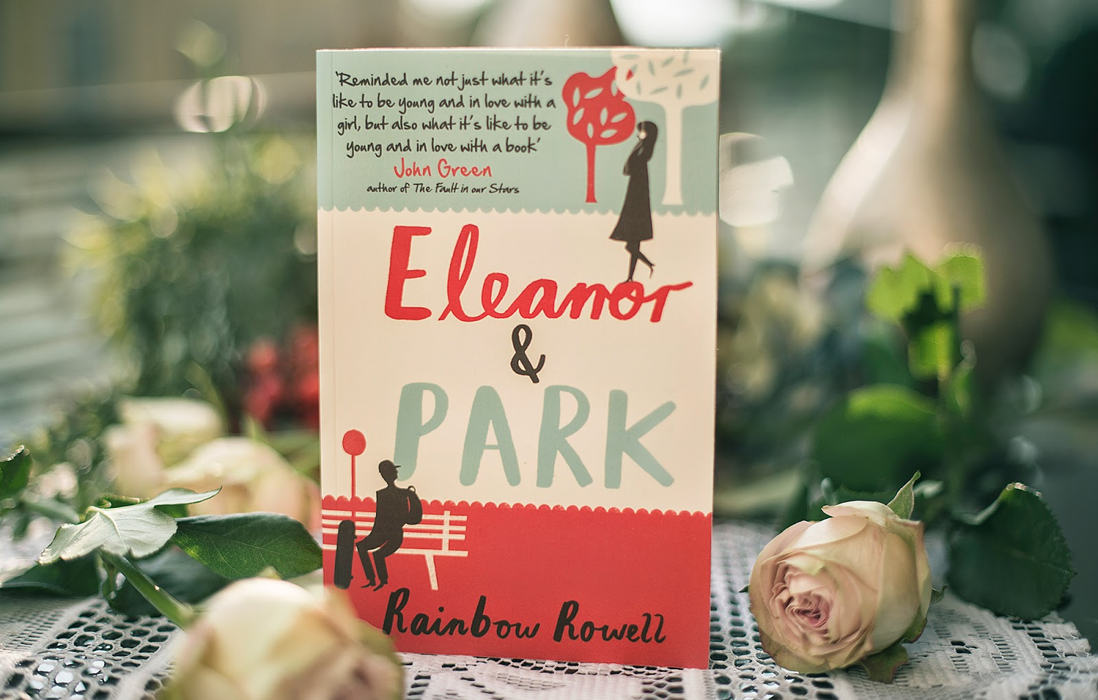 Book Review Eleanor Park By Rainbow Rowell The Book Castle