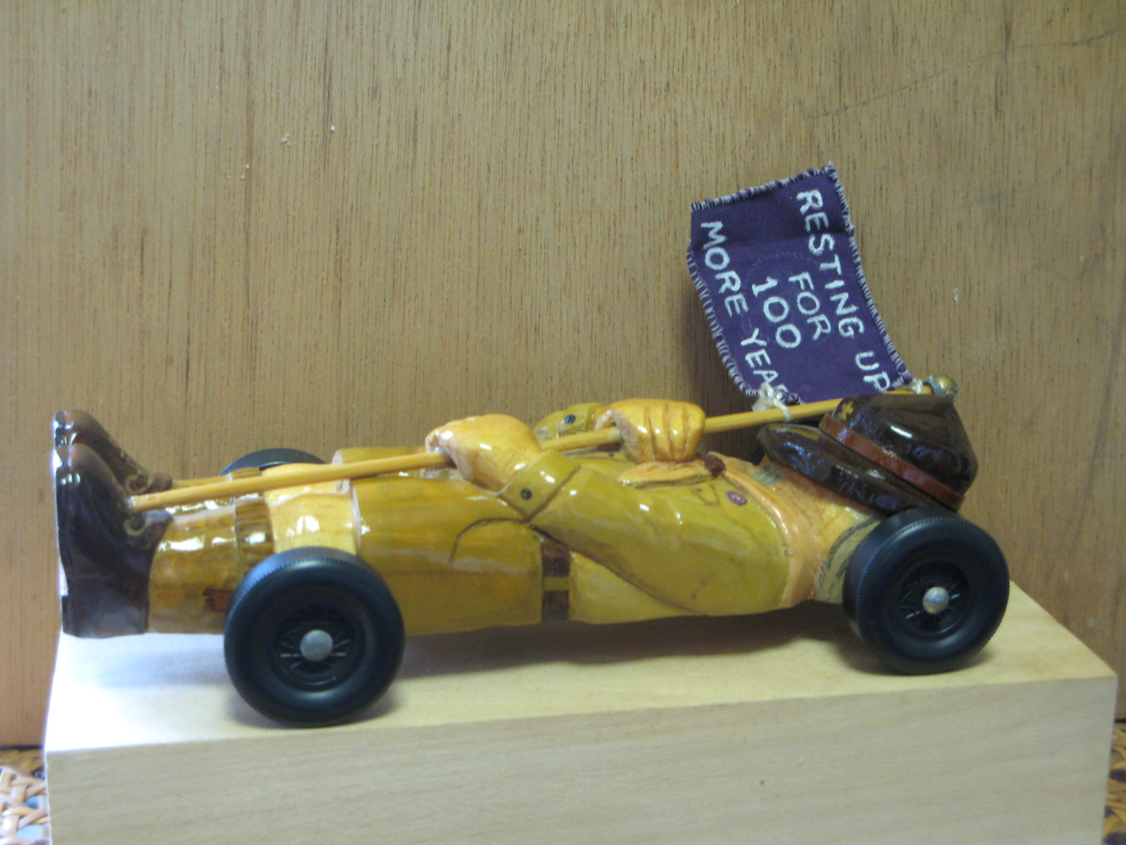 A whittle scouting still more pinewood derby cars
