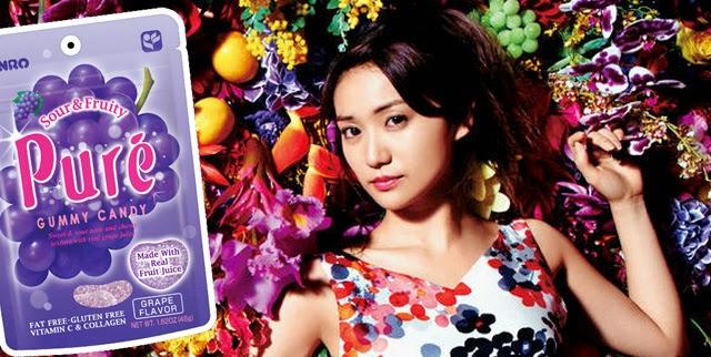oshima-yuko-menjadi-artis-iklan-permen