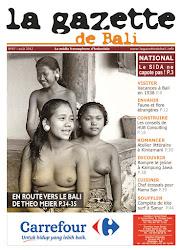 la gazette de bali aout 2012