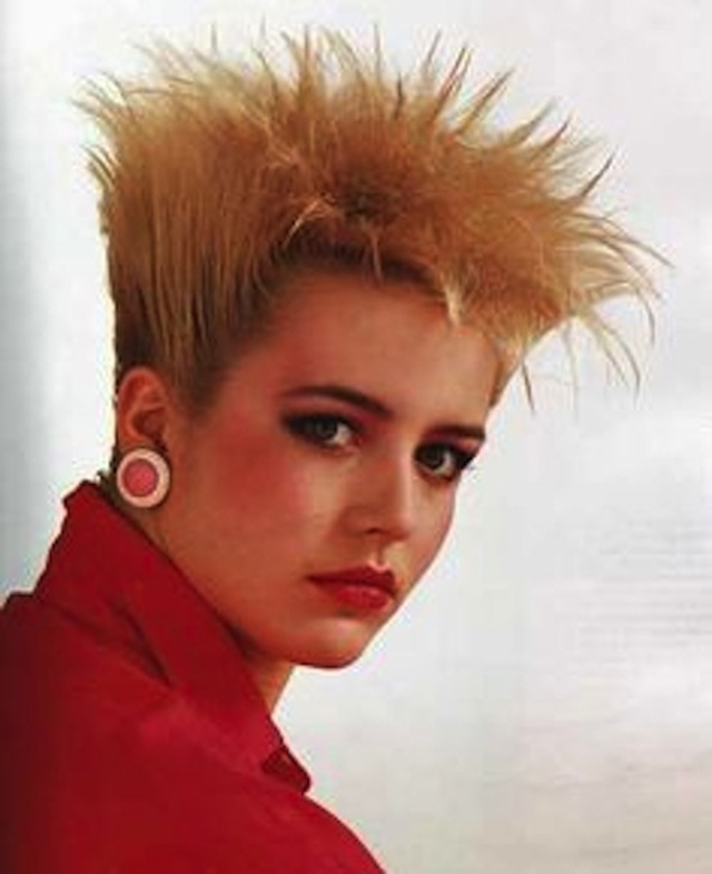 Admirable Short Hair 80S Style Short Hair Fashions Hairstyle Inspiration Daily Dogsangcom