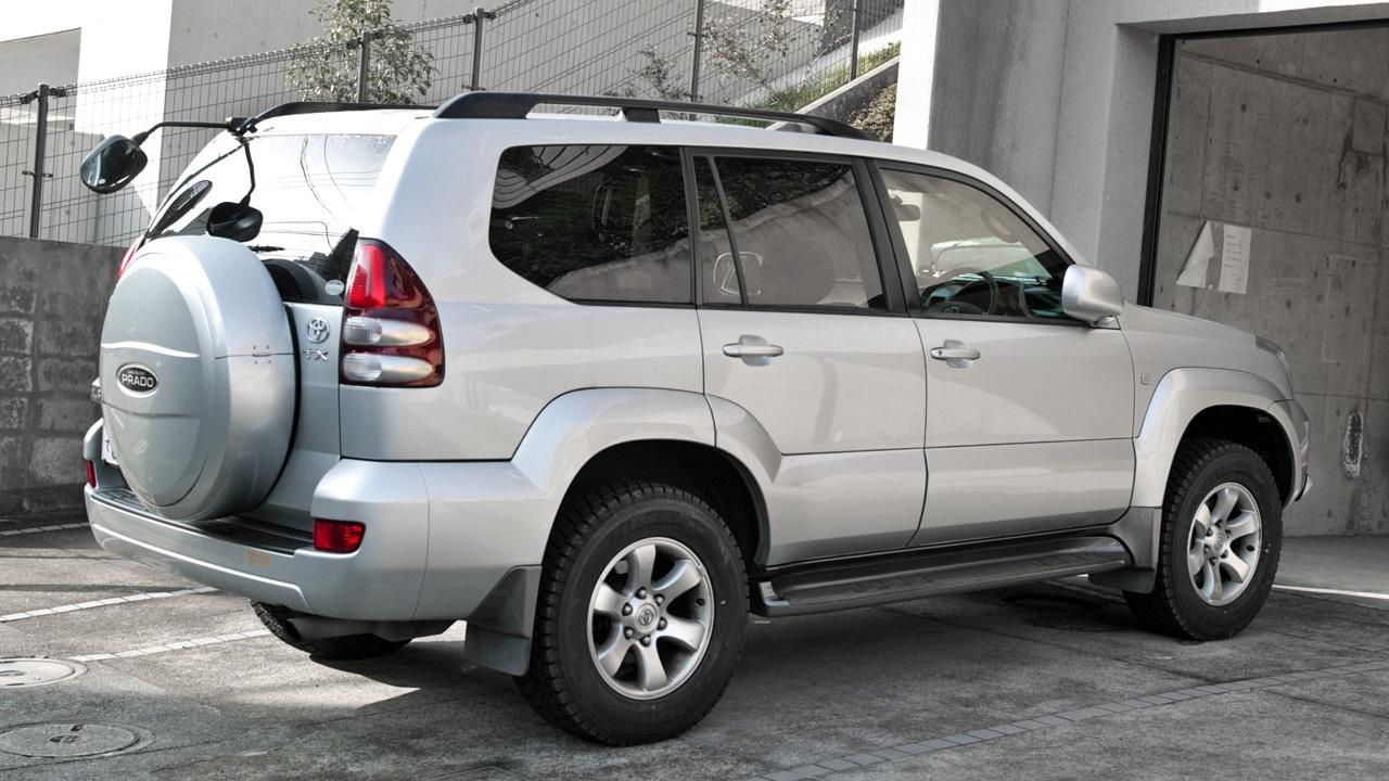 Toyota Prado 2012 Watch Car Online Land Cruiser 7