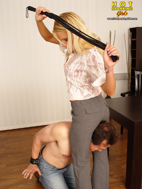 slave whiped mistress wife goddess punish husband spank tied sub