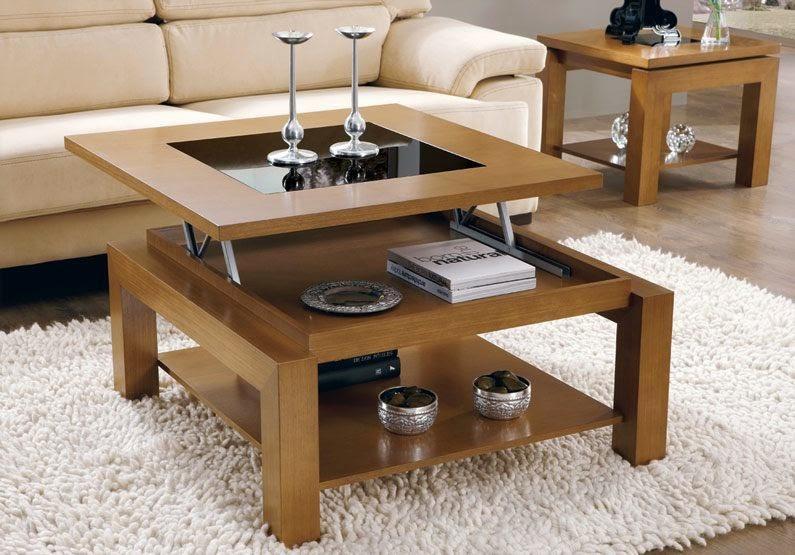 El desv n de la decoraci n mesas para el sal n for Mesas para salon