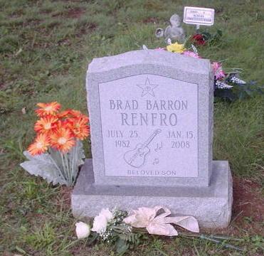 Brad Renfro Death Celebrities Final Rest...
