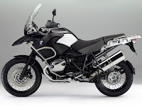 Gambar Motor 2013 BMW R1200GS Adventure Triple Black - 3