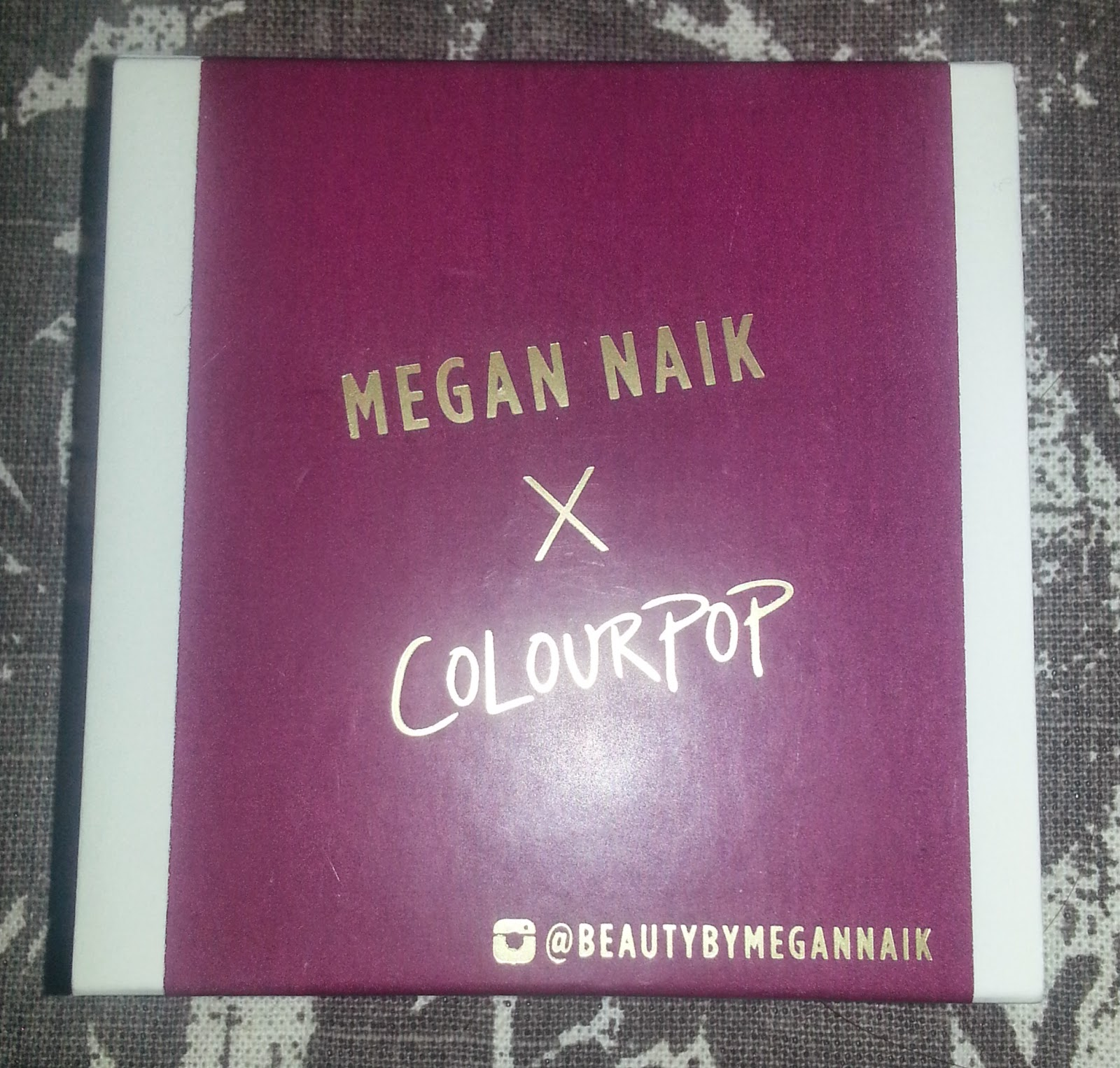 Megan Niak x ColourPop