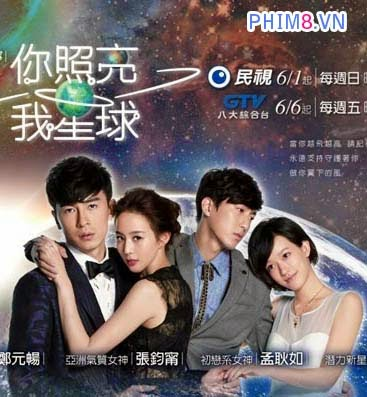Phim Thắp Sáng Sao Trời Cho Em-You Light Up My Star 2014