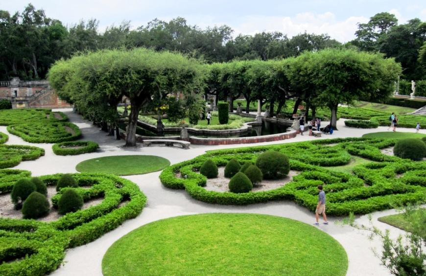 Como é A Villa Vizcaya Em Miami Part 92
