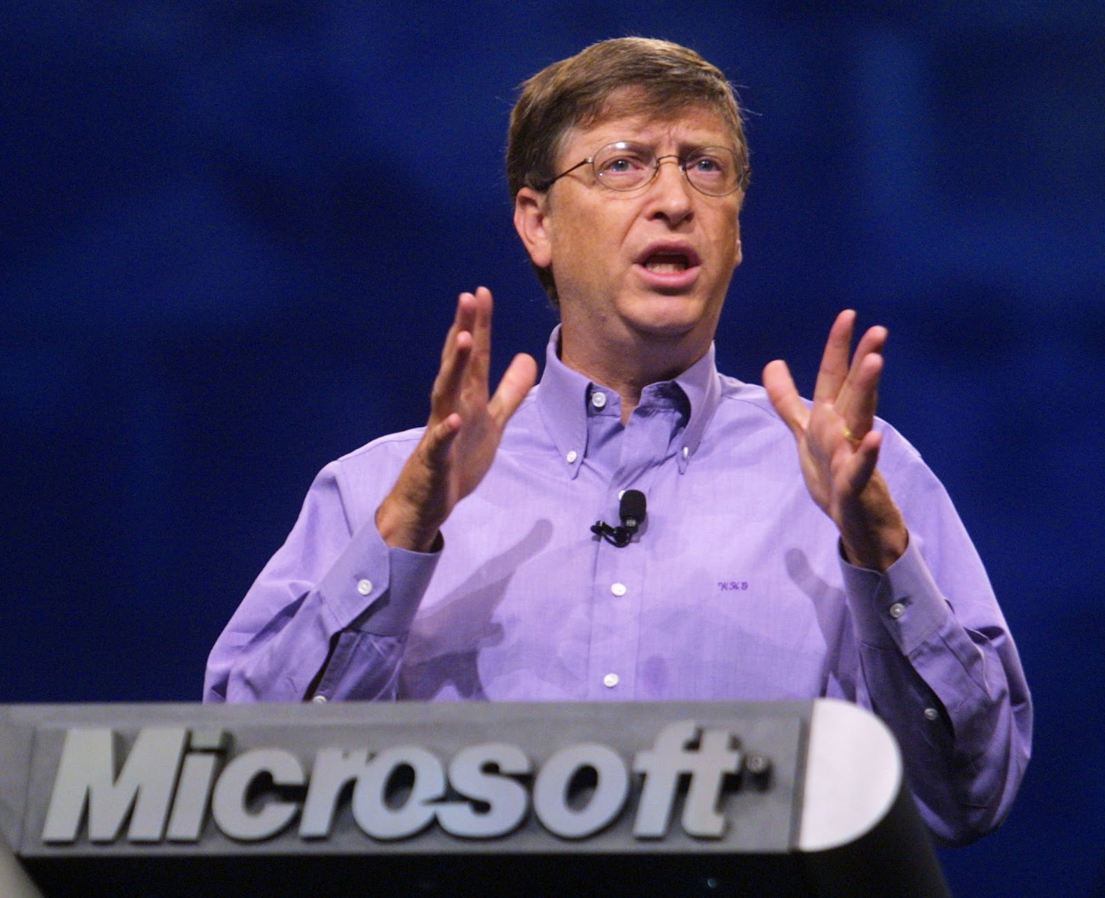 a biography of bill gates the co founder of microsoft With a net worth of approximately $89 billion, microsoft co-founder bill gates is one of the wealthiest men in the world.